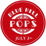 Blue Hill Pops! logo